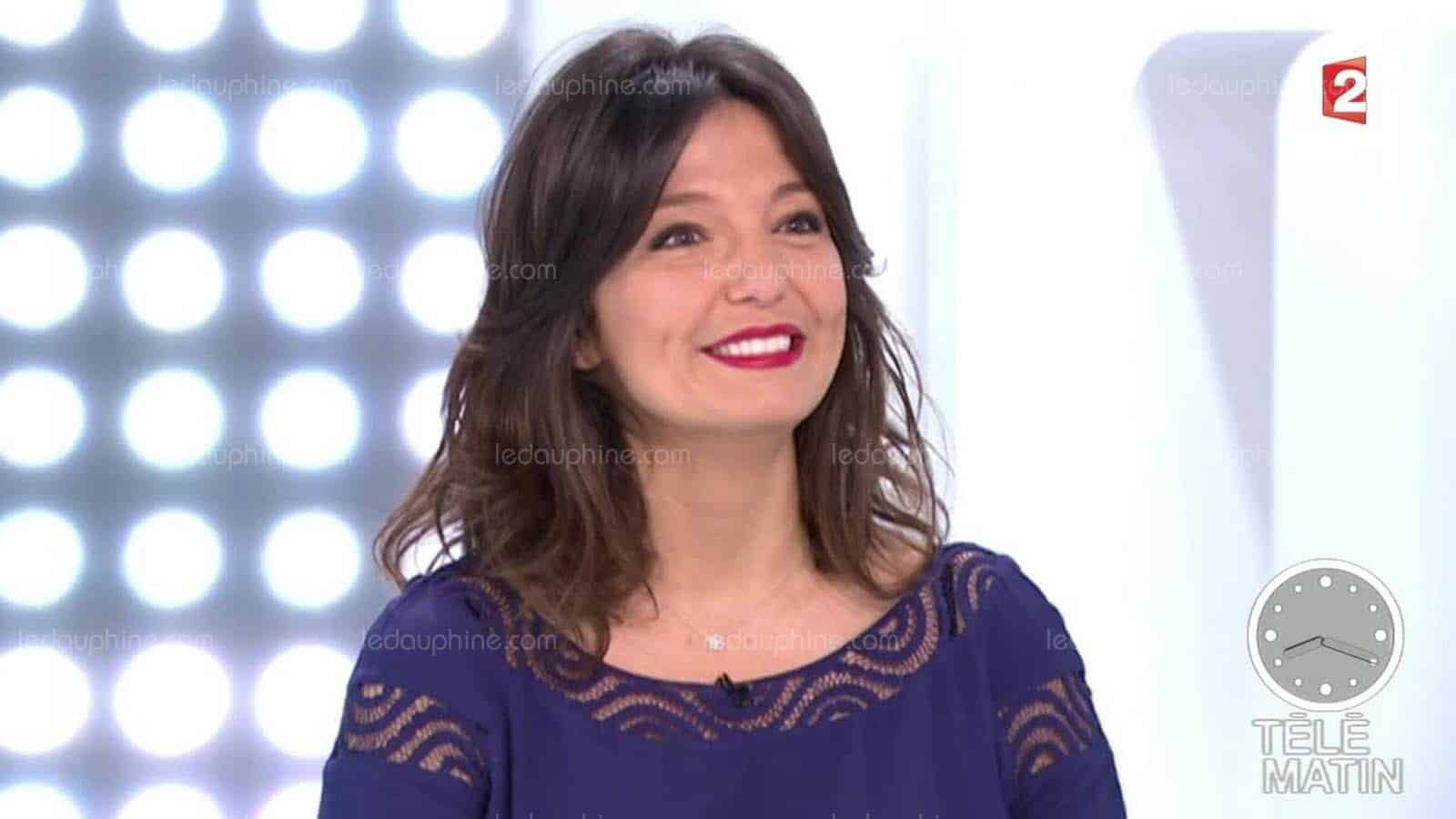 Carinne TEYSSANDIER est une présentatrice télé coaché par Martin Carrere