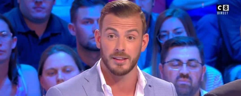 Julien Bert sur plateau television ( coaché par Martin Carrere )