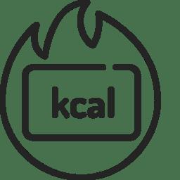 kcal icon