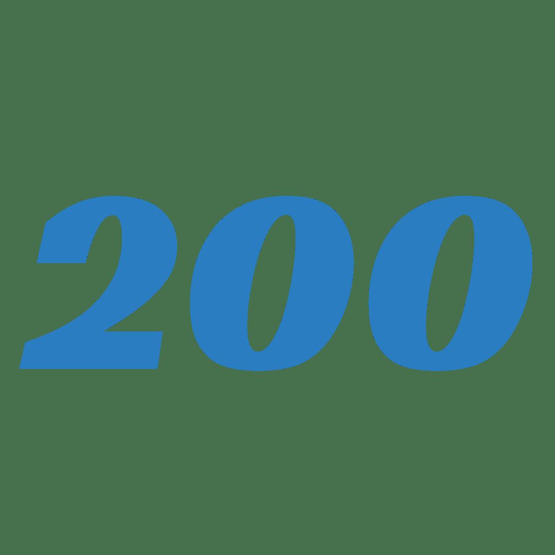 200 studios d'ems en france